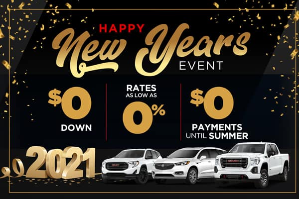 Happy New Years Event