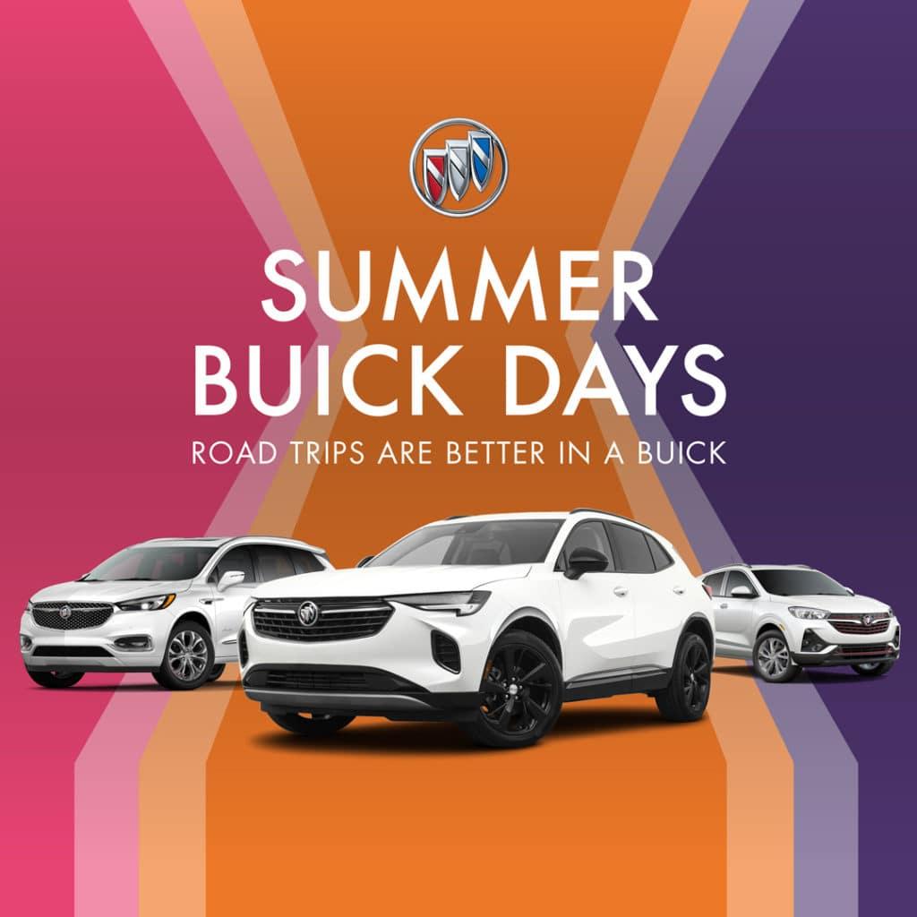 Summer Buick Days