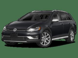 2019 VW Golf Alltrack angled