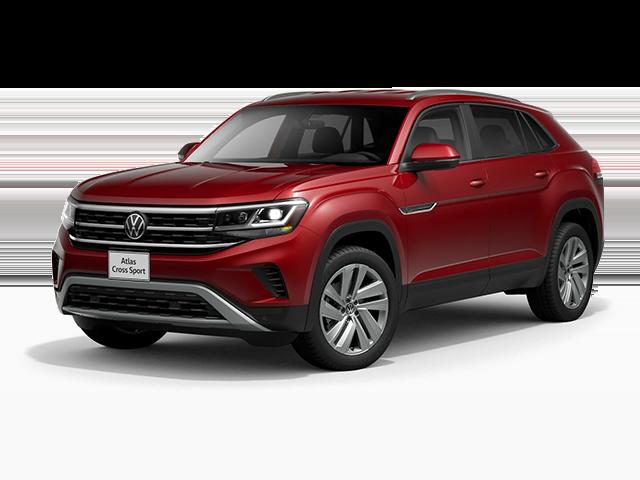2021 <b>Volkswagen</b> <small><span>Atlas Cross Sport</span></small>