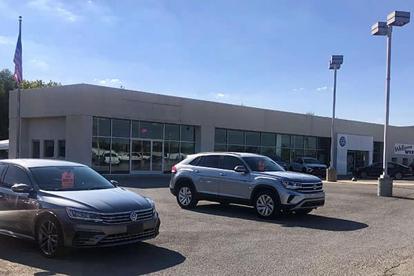 Volkswagen of Murfreesboro serving Franklin