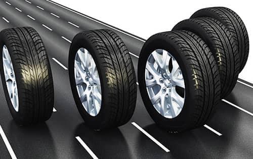 Tires-Road