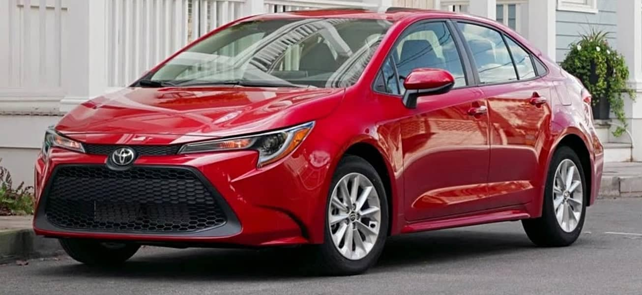 2020 Toyota Corolla Engines and Performance