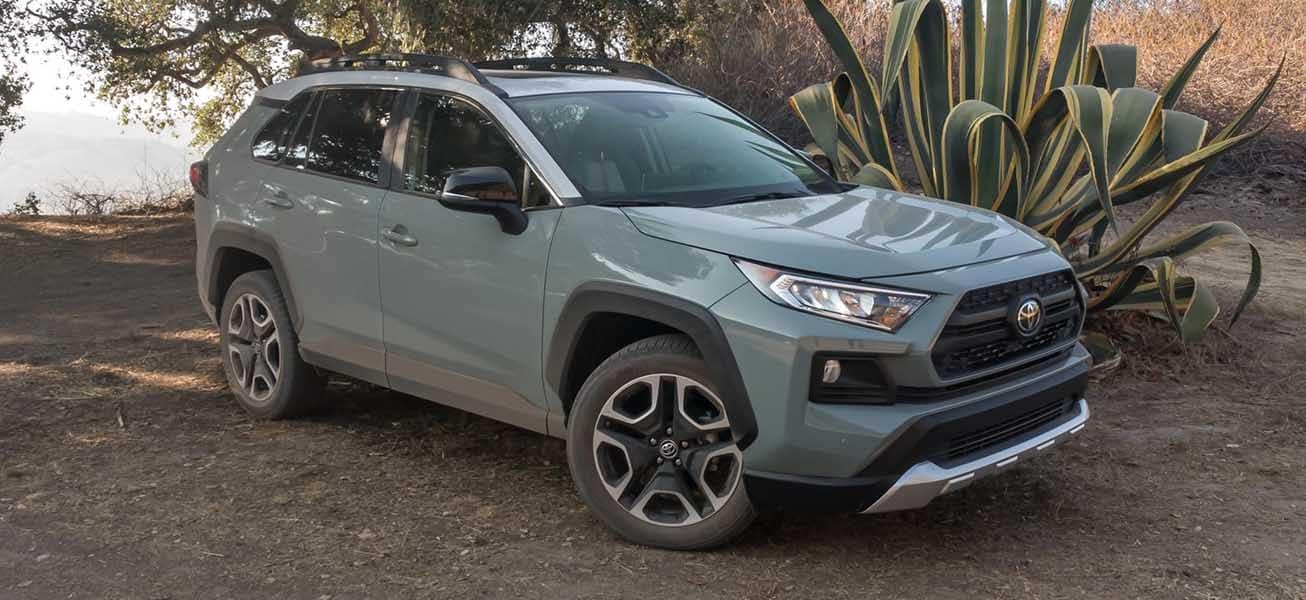2020 Toyota RAV4 Trims, Features