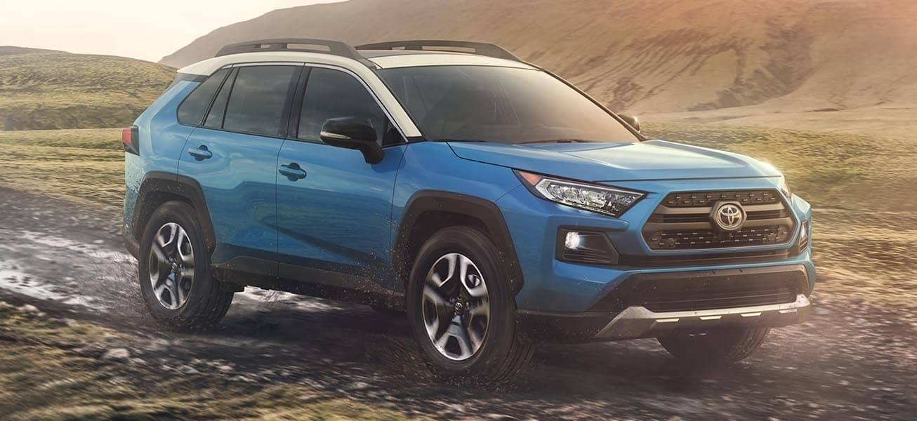 2020 Toyota RAV4 Utility, Off-Road