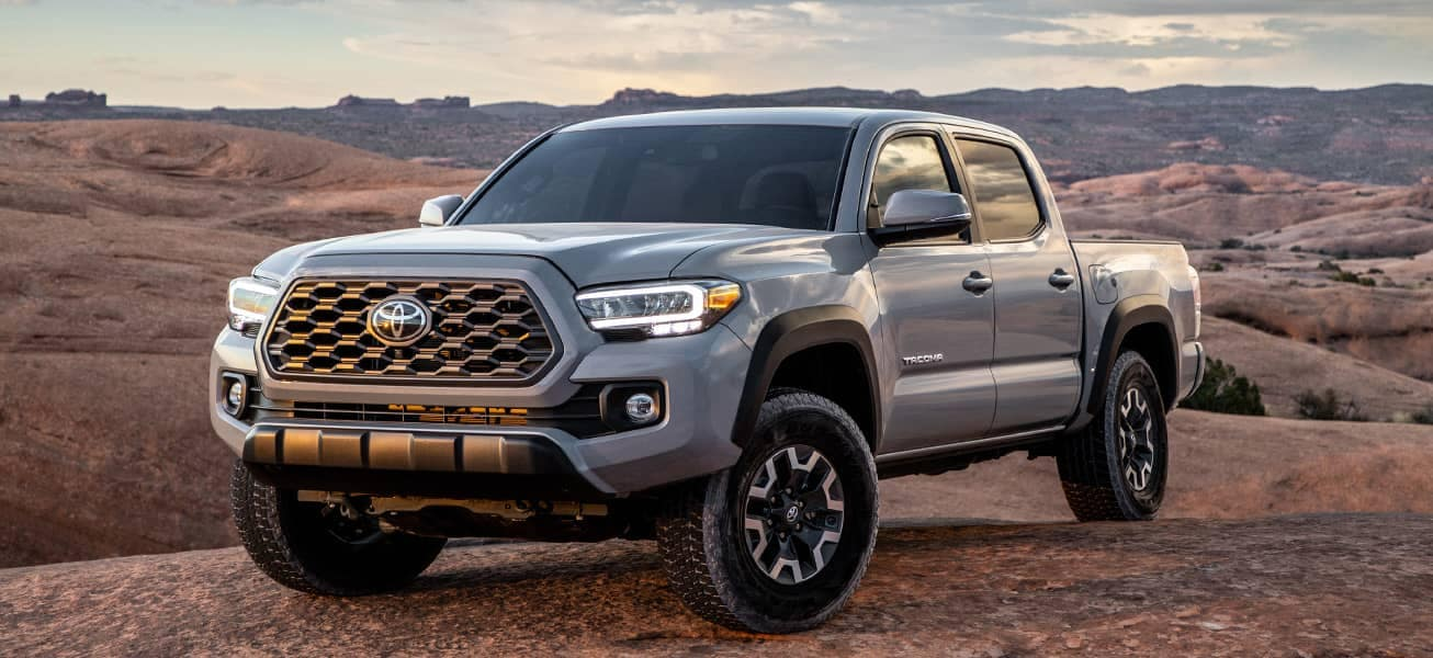 2020 Toyota Tacoma Engines and Performance