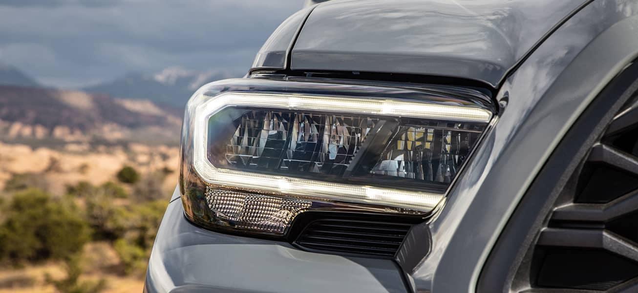 2020 Toyota Tacoma Styling