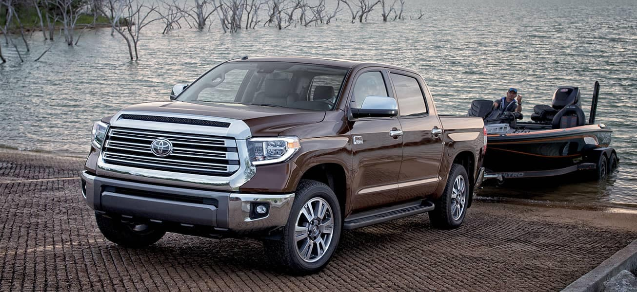 2020 Toyota Tundra Powertrains