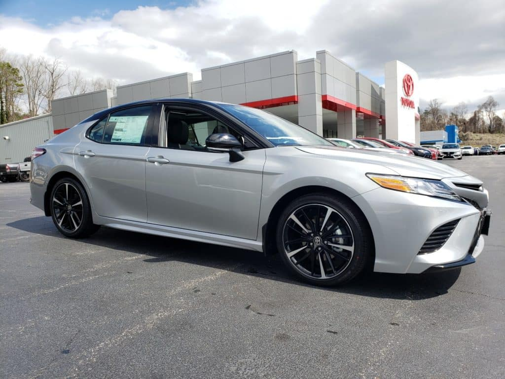 Take Advantage Of 0% Interest For 60 Months On The 2020 Camry!