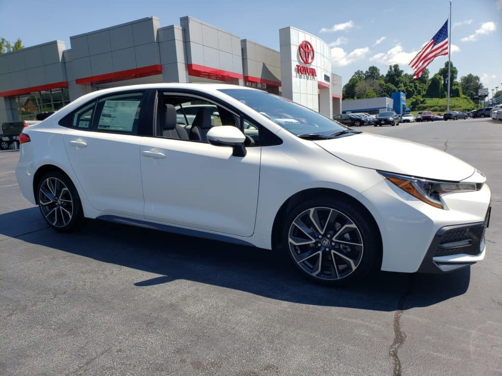 Take Advantage Of 0% Interest For 60 Months On The 2021 Corolla!