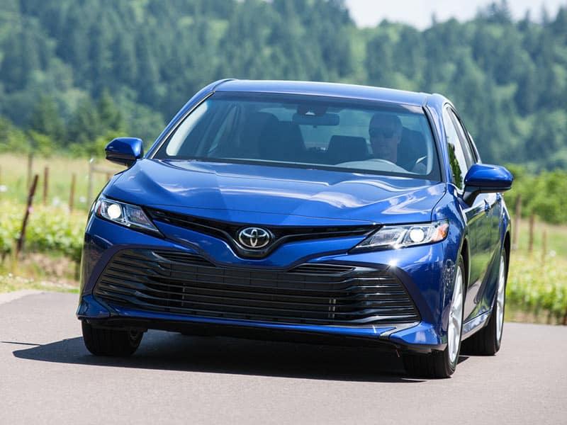 2020 Toyota Camry Speed Style Comfort