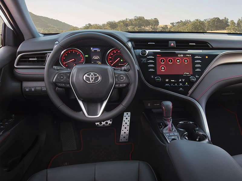 2020 Toyota Camry Trims, Features