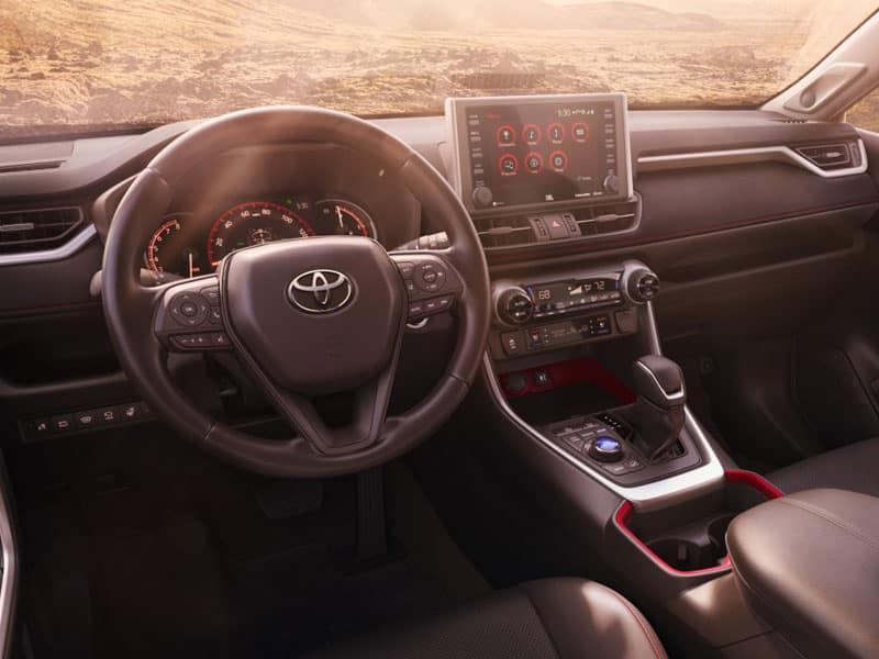 2021 Toyota RAV4 powertrains and fuel economy