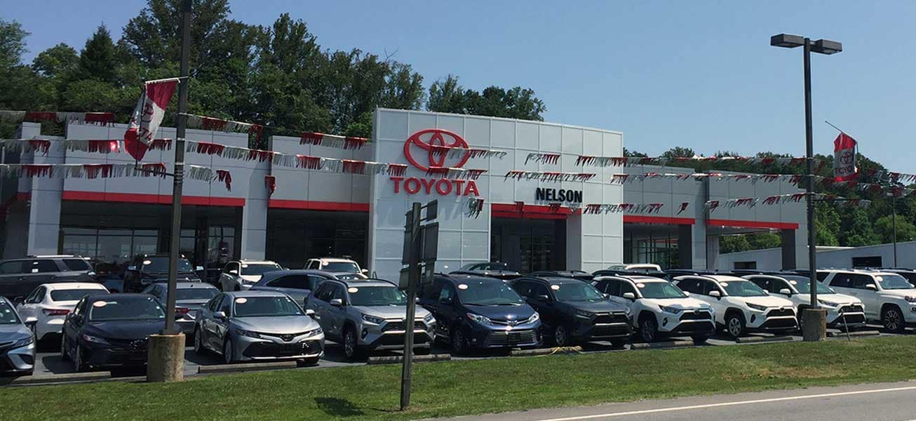 Nelson Toyota Dealer in Stanleytown Virginia