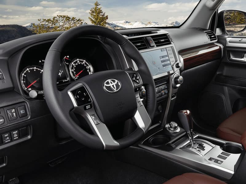 2021 Toyota 4Runner Features and Equipment