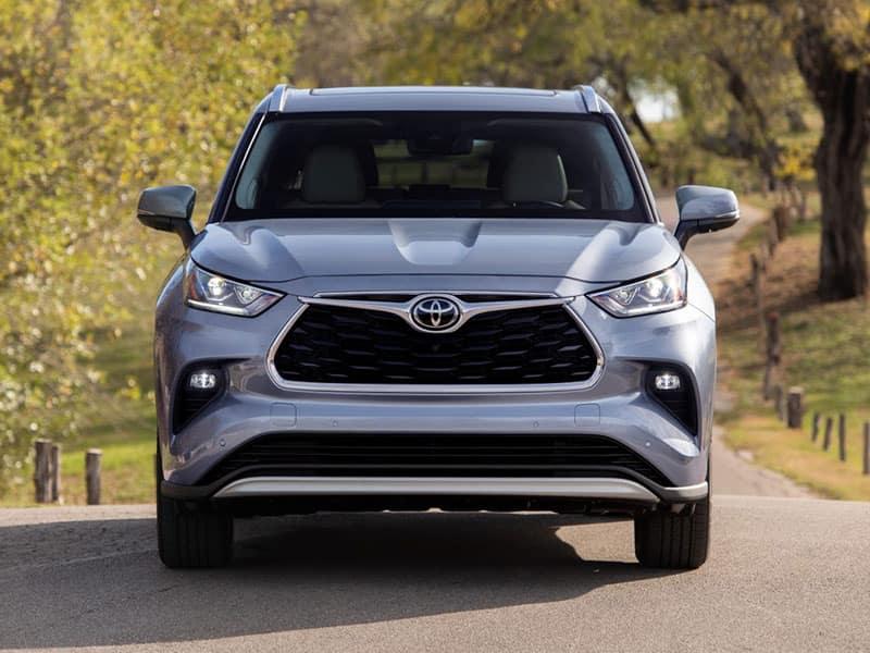 2021 Toyota Highlander Powertrains and Fuel Economy