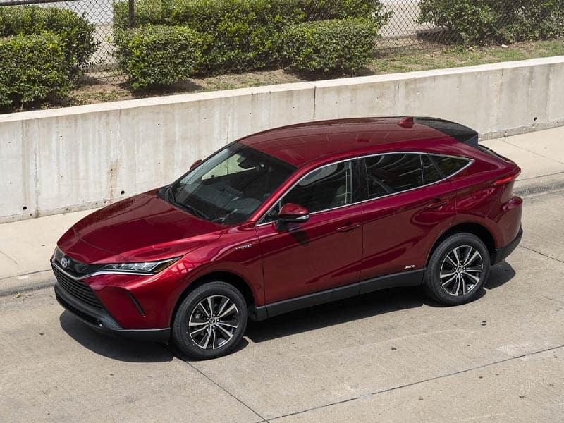 2021 Toyota Venza Powertrain and Fuel Economy