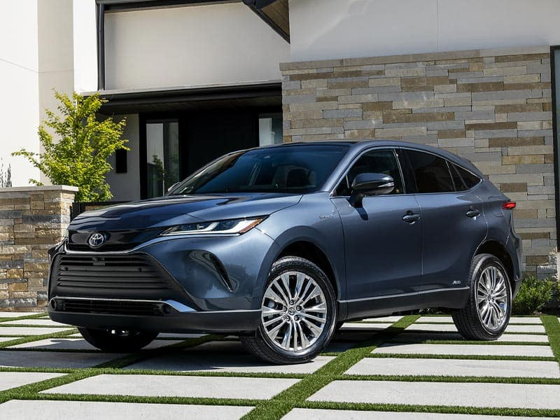 2021 Toyota Venza Trim Levels and Styling