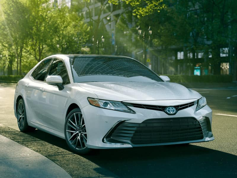 2021 Toyota Camry Exterior Styling