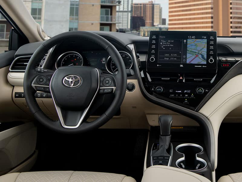 2021 Toyota Camry Trim Levels and Features