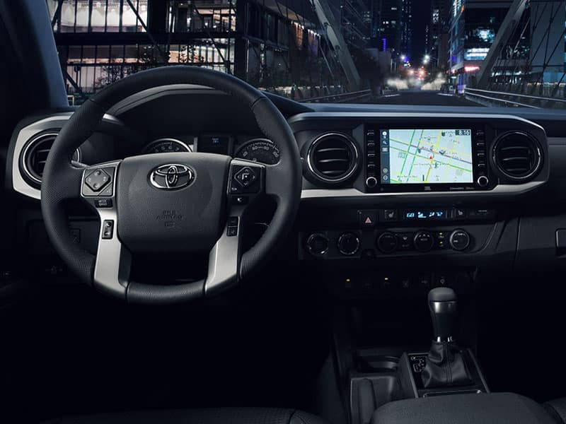 2021 Toyota Tacoma Features and Equipment