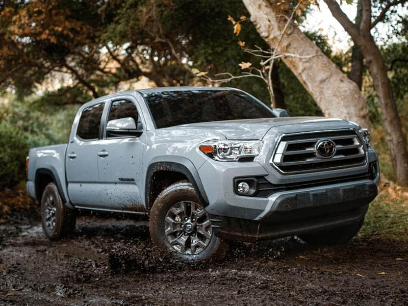 2021 Toyota Tacoma Trim Levels