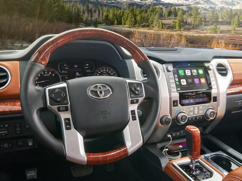 2021 Toyota Tundra Features and Equipment