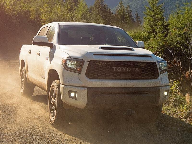 2021 Toyota Tundra Powertrains and Capability