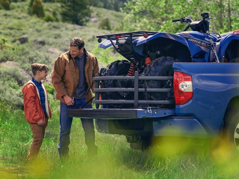 2021 Toyota Tundra Trim Levels