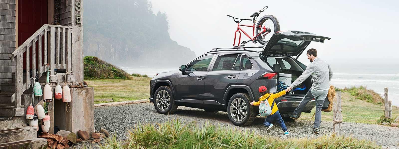 Buy new 2021 Toyota RAV4 in Stanleytown Virginia