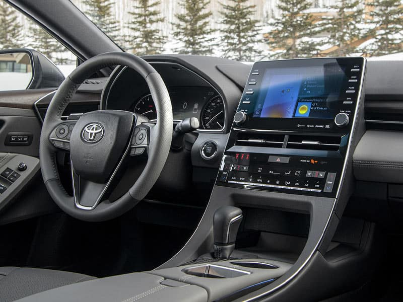 2021 Toyota Avalon Features and Safety