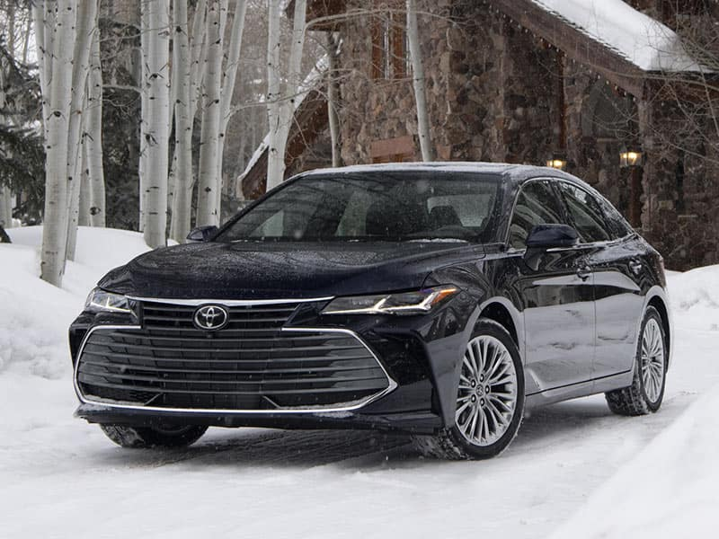 2021 Toyota Avalon Trim Levels