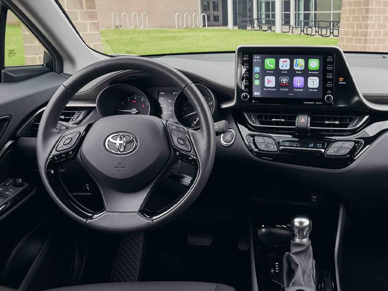 2021 Toyota C-HR Features and Safety