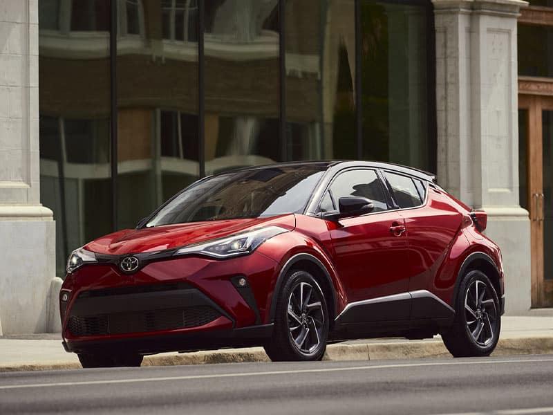 2021 Toyota C-HR Powertrain and Fuel Economy