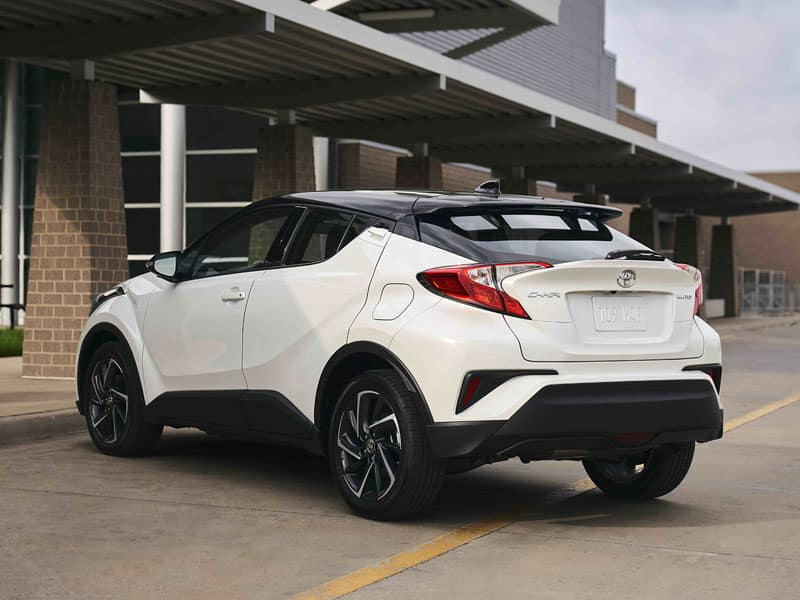 2021 Toyota C-HR Trim Levels and Styling