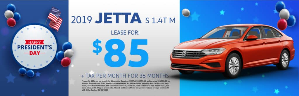 NEW 2019 JETTA S 1.4T MANUAL