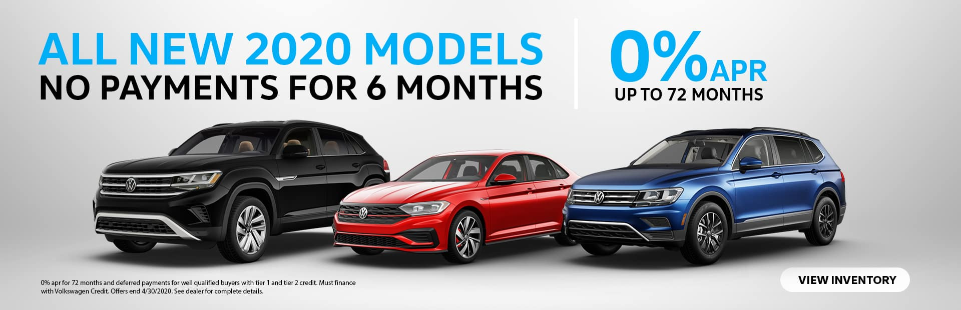 0% APR Tier 1 and 2 up to 72 Months. Volkswagen