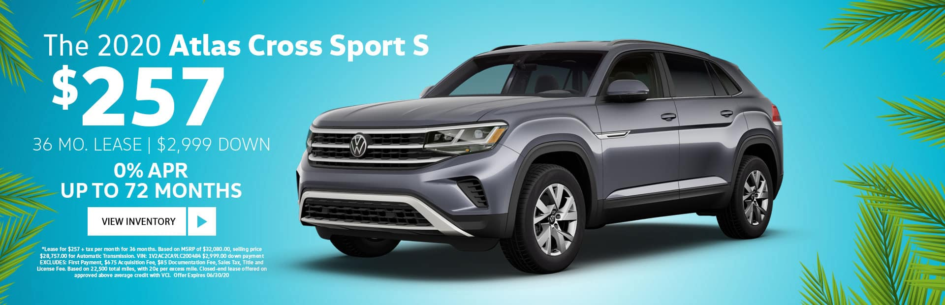 vw-2020-Atlas-cross-sport-special