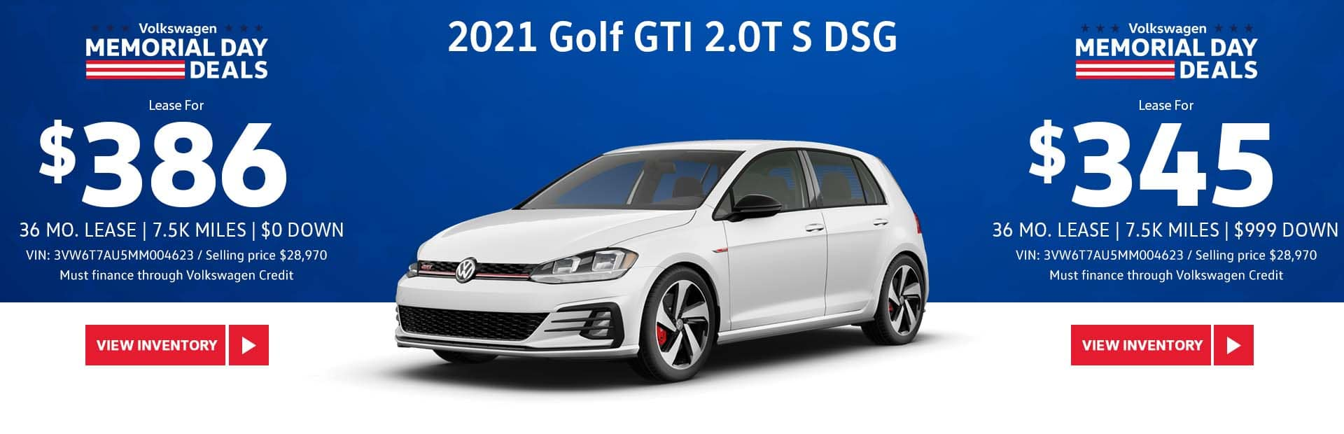 May Golf GTI S Lease Offer Slide-Update