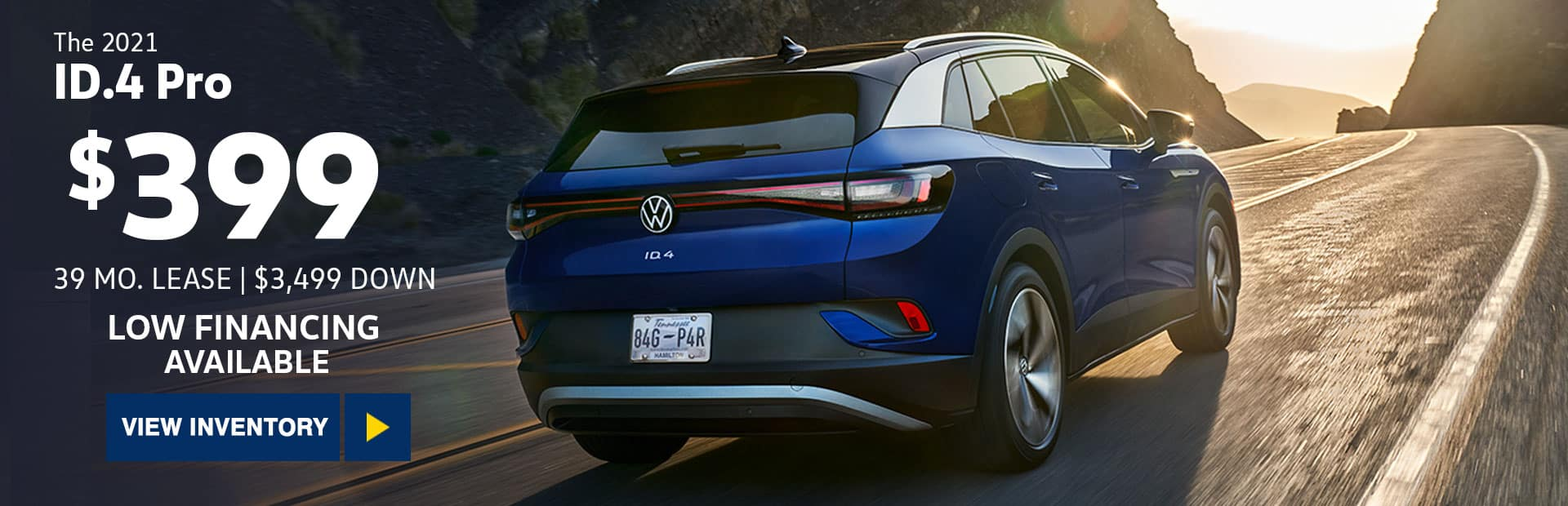 new 2021 vw id.4 lease special for sale in glendale california