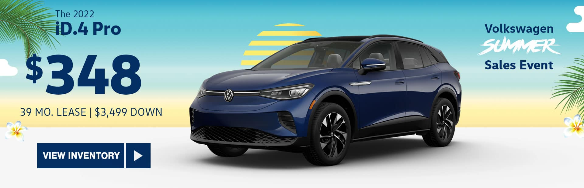 new vw id4 lease special in los angeles california
