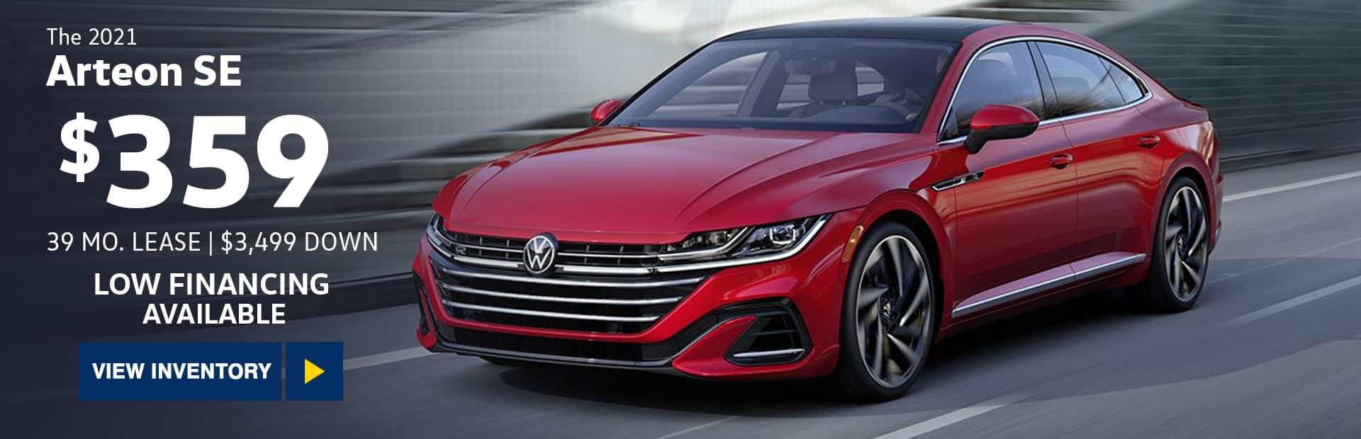 new 2022 vw arteon lease special for sale in glendale california