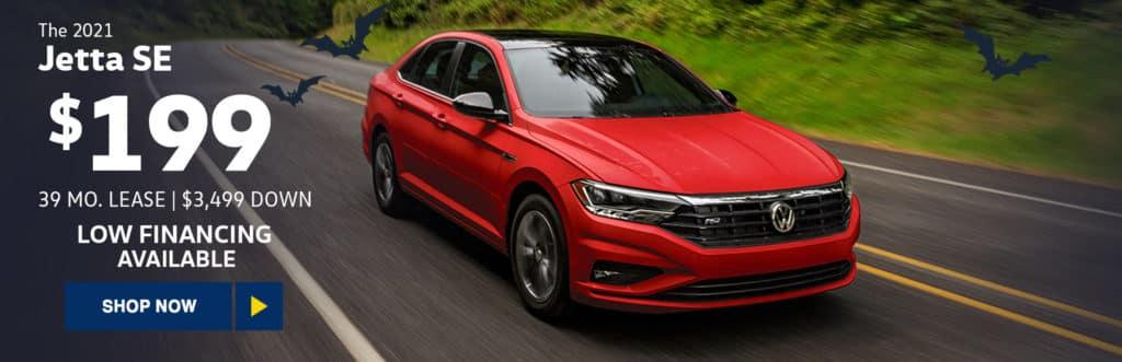New 2021 Volkswagen Jetta SE Auto