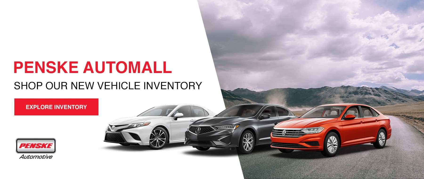 PENSKE AUTOMALL, SHOP OUR NEW VEHICLE INVENTORY
