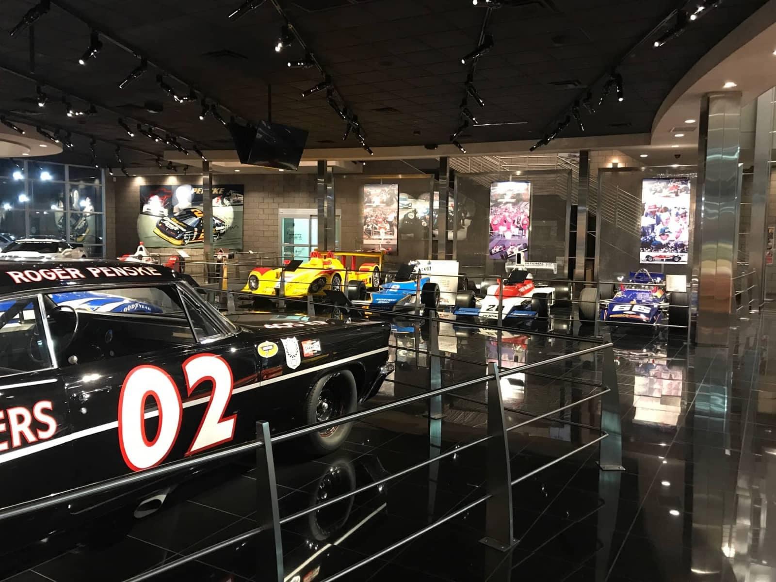 Museum Showroom