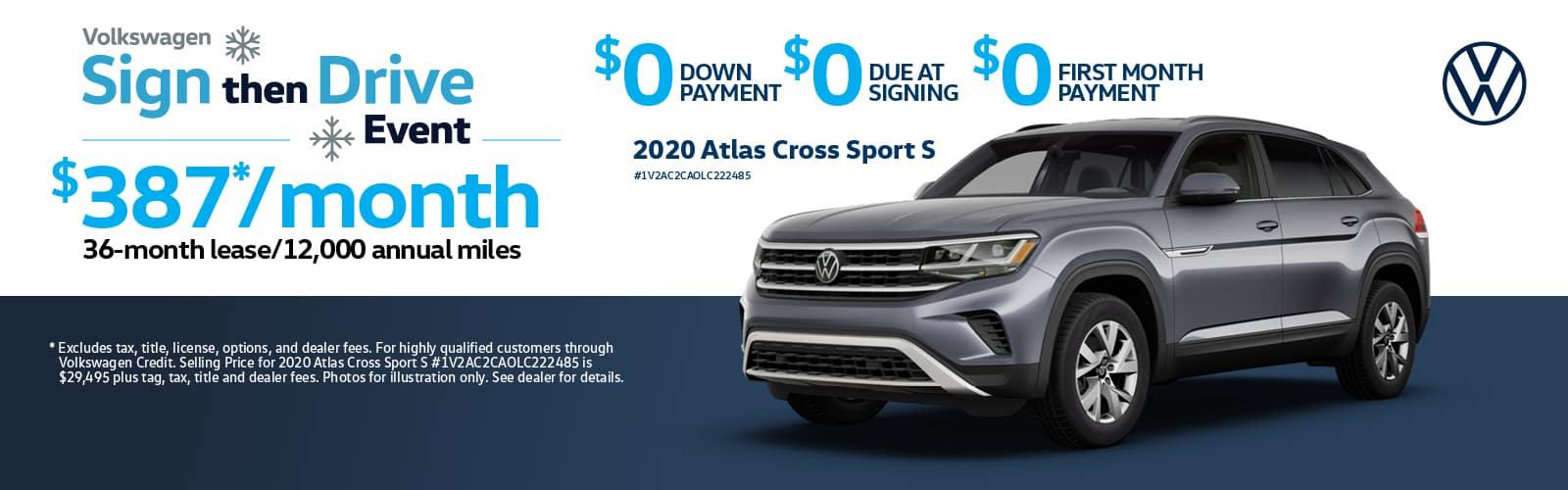 Atlas Cross Sport