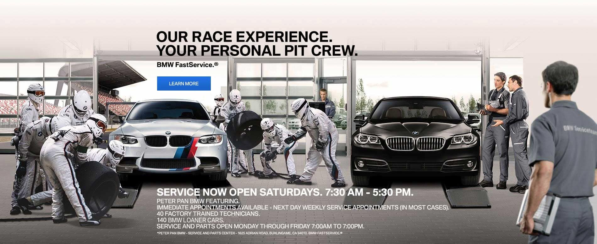 BMW Fast Service
