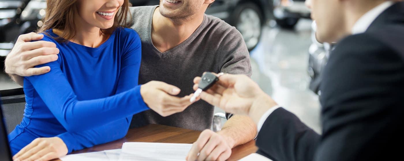 car key exchange