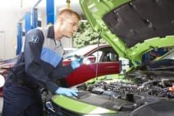 Honda Inspection
