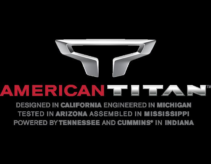 American TITAN Logo